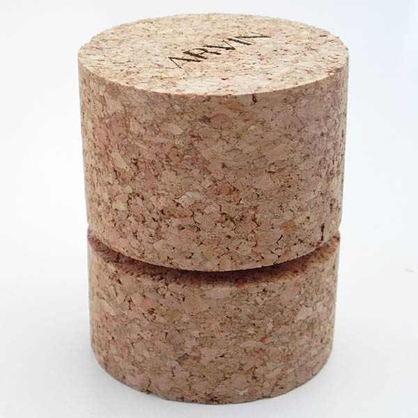 productos de corcho granulado natural