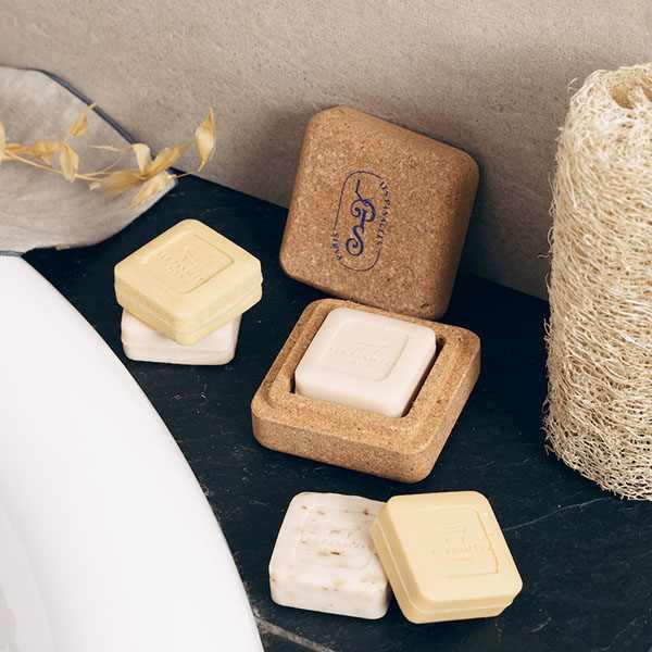 Envase para jabón natural