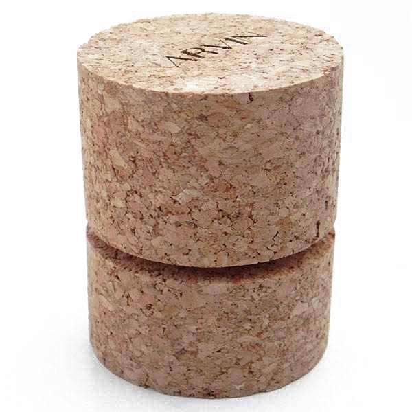 Joyero original sostenible corcho